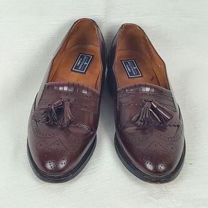 Bostonian Classics Kiltie Tassel Wingtip Loafers